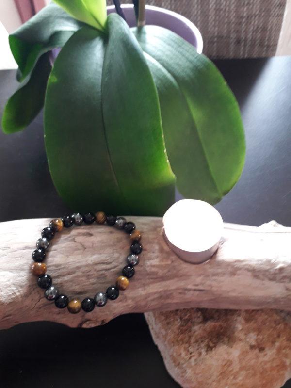 Bracelet de protection Accueil des Sens Maryse Brunet